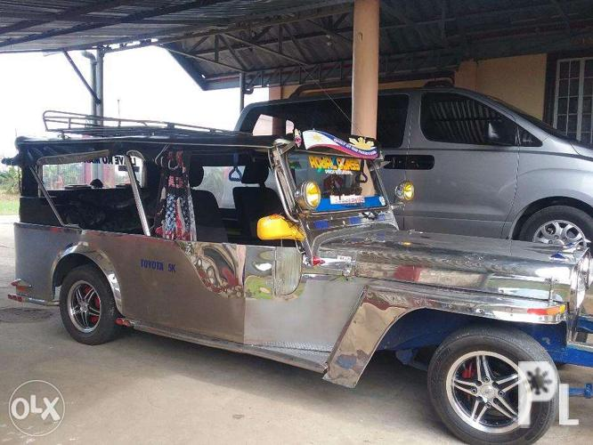 Owner type jeep cavite stainless