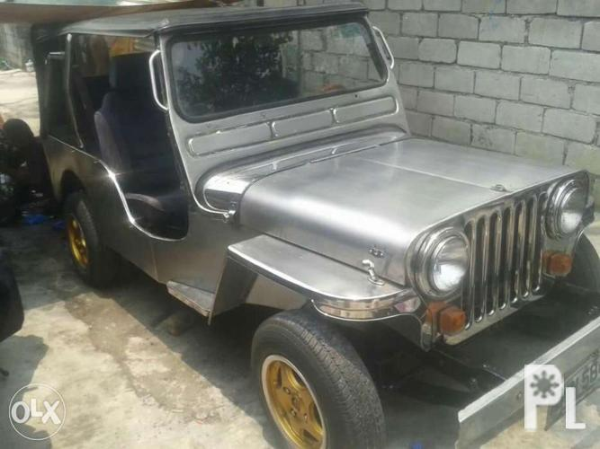 Owner type jeep purestainless