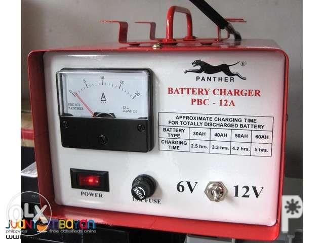 Panther Battery Charger For Sale In Manila National Capital Region