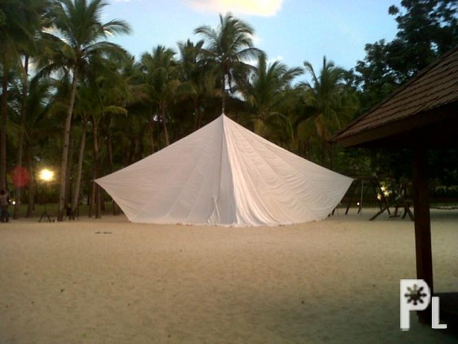 Parachute Tent 30ft diameter ? Loboc & Parachute Tent 30ft diameter ? Loboc for Sale in Loon Central ...