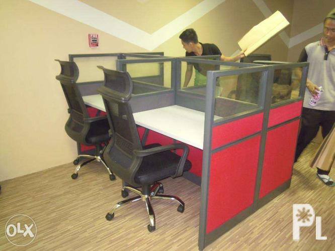 Partition Customize Office Furniture Khomi