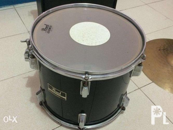 Pearl tom's made in japan  13inch peace maker tom-toms 1750