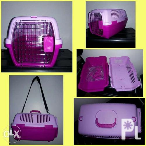 Pet Carrier Chihuahua Pomeranian Travel Crate Dog For Sale In Makati