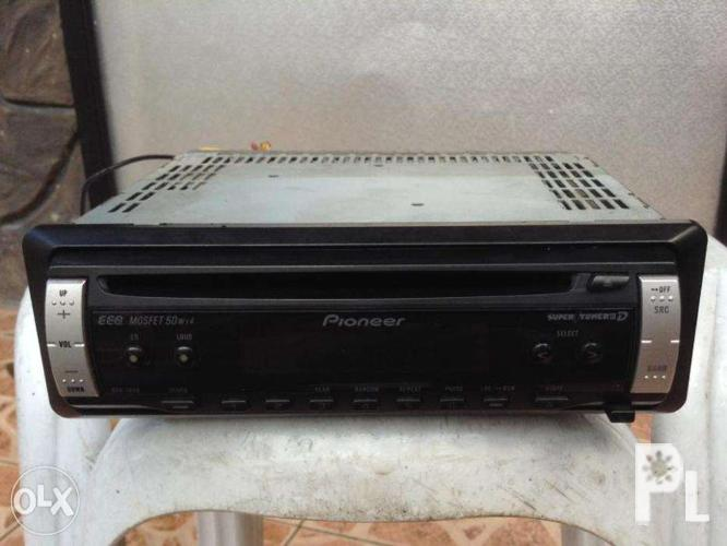 pioneer cd car stereo deh 1850 for sale in manila national capital region classified. Black Bedroom Furniture Sets. Home Design Ideas