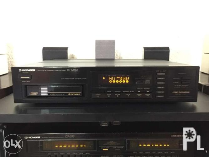 Pioneer PD-M510 CD Player