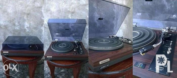 Pioneer Pl 1200 Turntable For Sale In Cebu City Central
