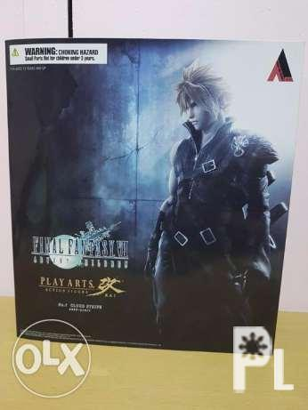 Play Arts Kai Final Fantasy Tekken