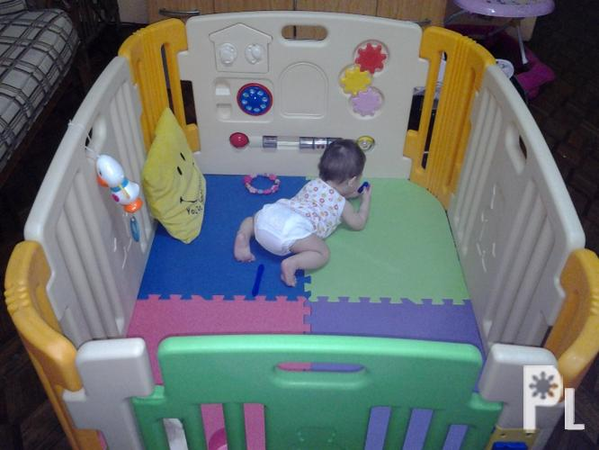 playpen play yard for baby toddlers sold san pedro for sale in