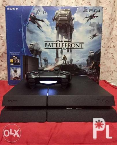 Playstation 4 Jailbreak 2TERA with 70 PS4 Games installed