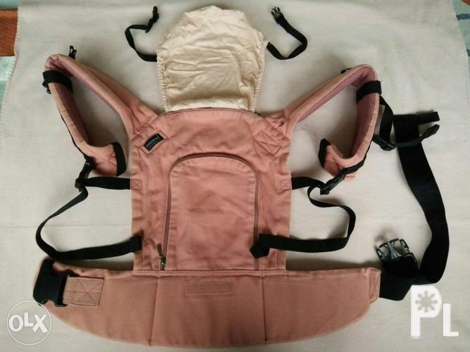 f3ee05499aa Pognae SSC mesh type baby carrier for Sale in Valenzuela City ...