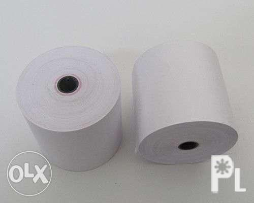 POS Paper Thermal Paper Journal Tape Receipt paper for Sale in