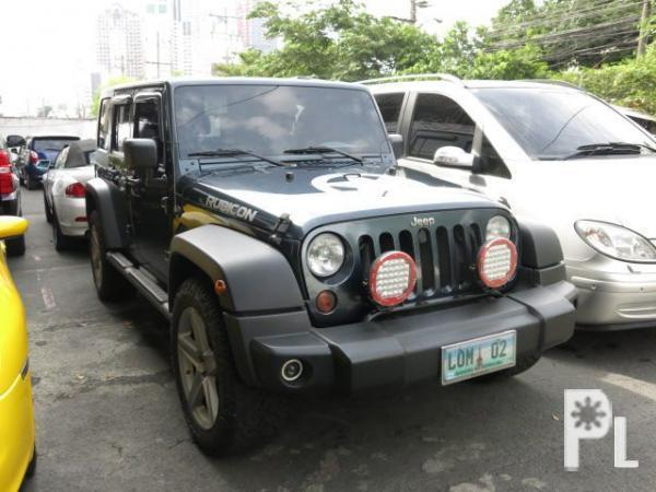 Preowned 2008 Jeep Rubicon, Petrol, Makati City
