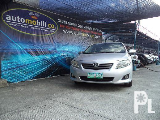 Preowned 2010 Toyota Altis G, ₱128,400, Petrol,