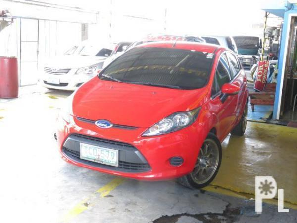Preowned 4 year old Ford Fiesta, 50000 km, Paranaque