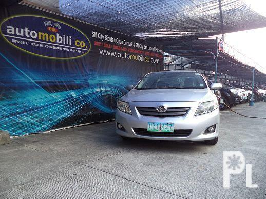 Preowned 5 year old Toyota Altis G, Petrol, Paranaque