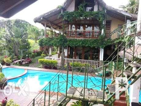 Private Tagaytay Family Resort for Rent for Sale in Tagaytay City