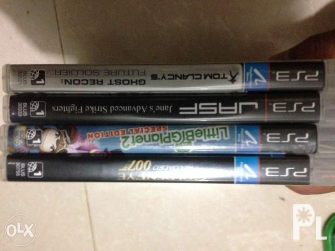 Ps3 games cavite