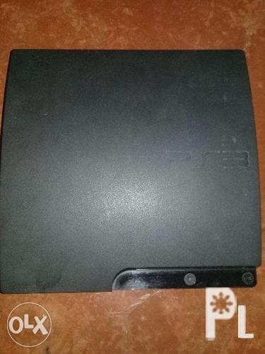 PS3 slim with 2 controllers