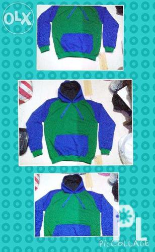 Pullover hoodies, 350 each for xs s m