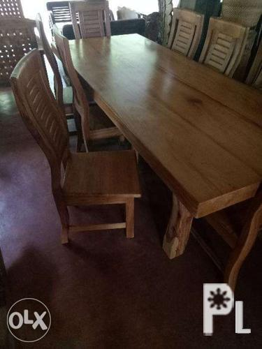 Quality dining set made from