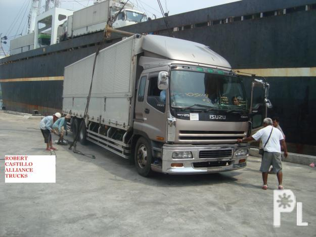 QUALITY JAPAN SURPLUS TRUCKS FOR SALE ? Cavite City