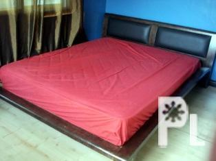 Queen Size Bed with Mattress! (Italian brand)