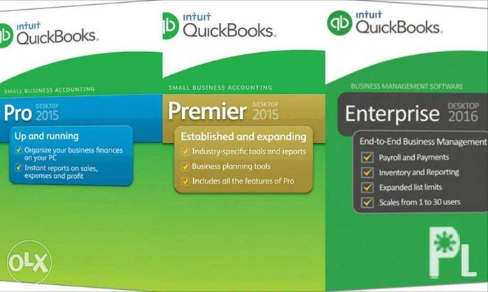 Quickbooks pro vs premier vs enterprise 2016 | Why upgrade