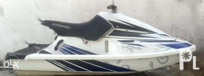 Racing Set-Up Yamaha WaveBlaster Jet-Ski Speed-Boat Yacht Wave