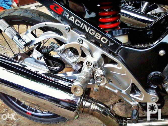 Raider150 Rear Set For Sale In Panabo City Davao Region