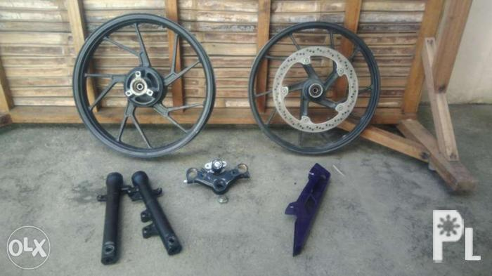 Raider motor parts for sale