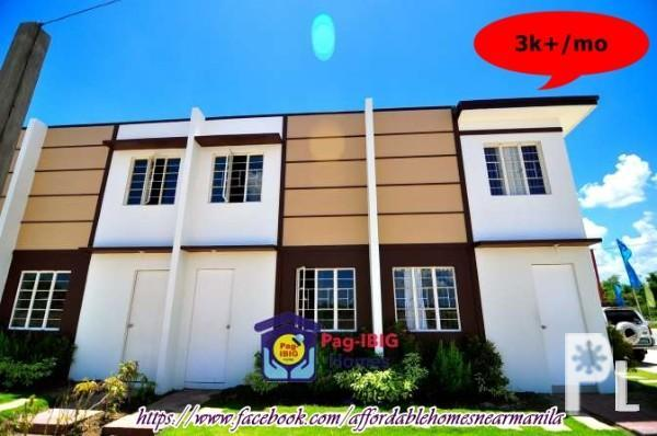 National Rent To Own Com: Rent To Own House And Lot Thru Pag-ibig Tanza Cavite