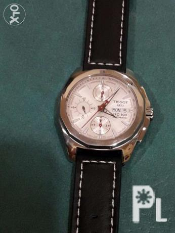 REPRICED! Authentic Tissot Chronograph PRC100