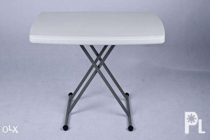 Restaurant furniture plastic table folding tables for Cuisine table retractable