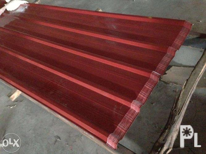 Rib Type Or Long Span Roof For Sale In San Pablo City Calabarzon Classified Philippineslisted Com