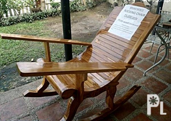 Rocking Chair For