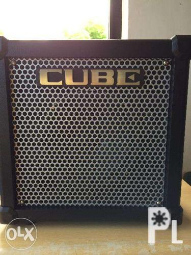 Roland Cube 20GX with free footswitch