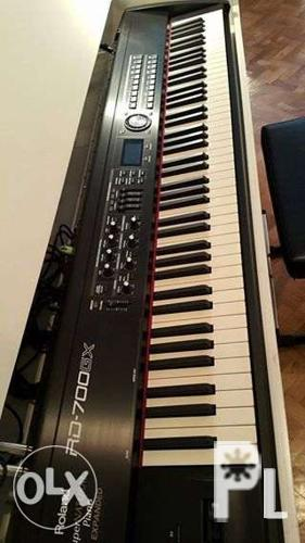 Roland RD-2000 88-key Stage Piano | Sweetwater