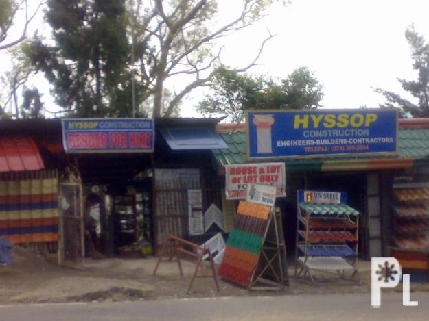 ROOFING & CONSTRUCTION EXPERT ? Baguio City