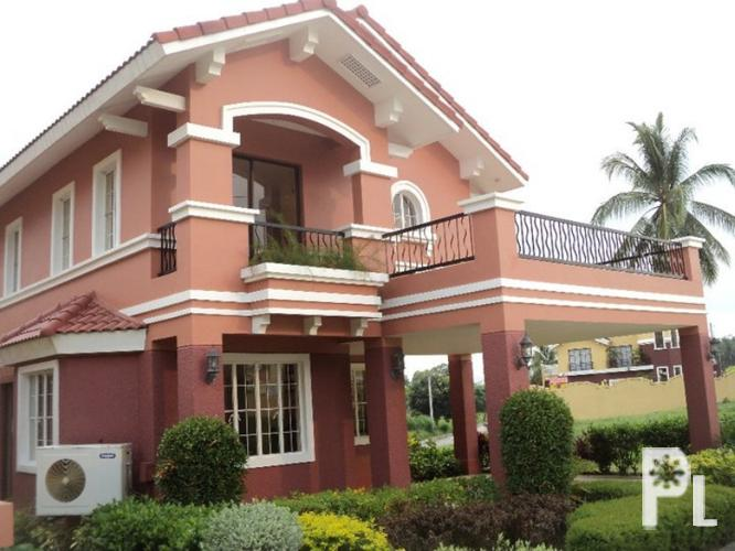 Model houses philippines quotes - Camella homes design with floor plan ...