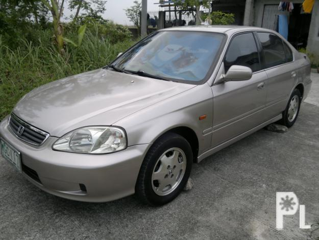 Rush for sale honda civic vti a t 99 for sale in cabuyao for Honda civic 99 for sale