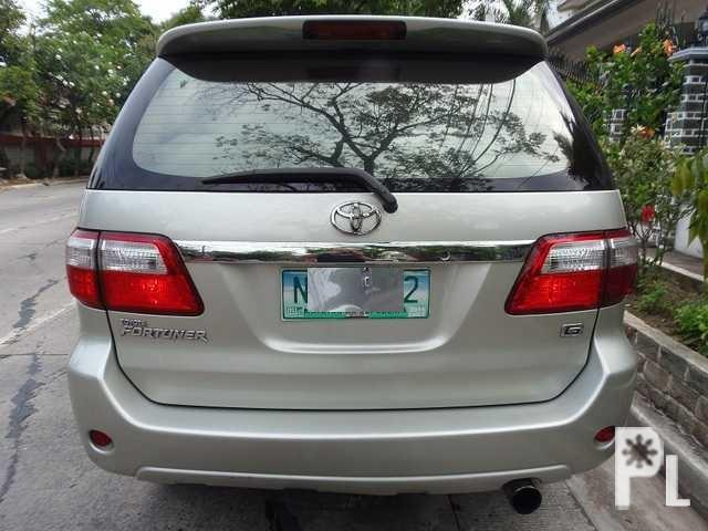 Rush Sale..SuperFresh..Toyota Fortuner G D4D Diesel AT
