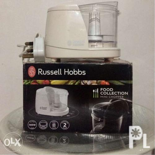 Russell Hobbs Chopper for Sale in General Trias, Calabarzon