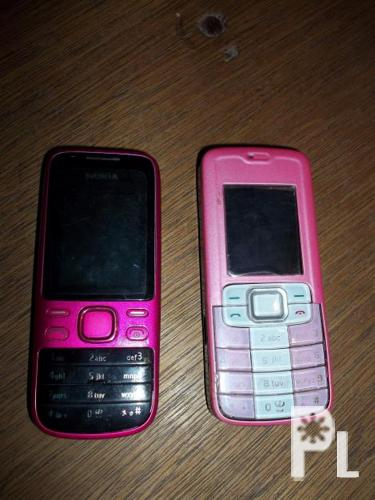 Sacrifice Sale Nokia 3110c and Nokia 2690 for 5k