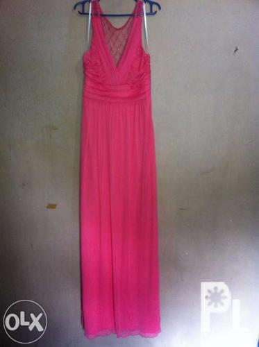 Salmon Pink Dressgown For Rentsale For Sale In Mandaluyong City