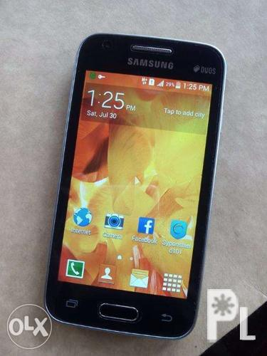 Samsung Galaxy V Plus Duos For Sale In Davao City Davao Region