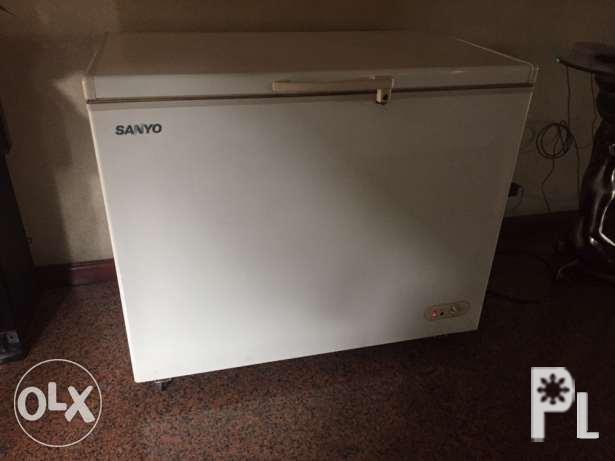 Sanyo Chest Freezer For Sale In Quezon City National Capital Region