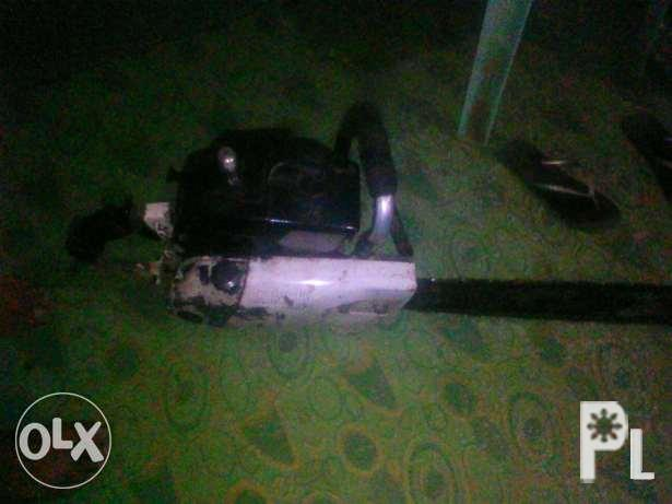 Second hand chainsaw for sale