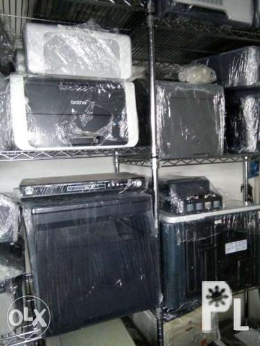 Second Hand Printer Brother Canon Hp for Sale in Quezon City