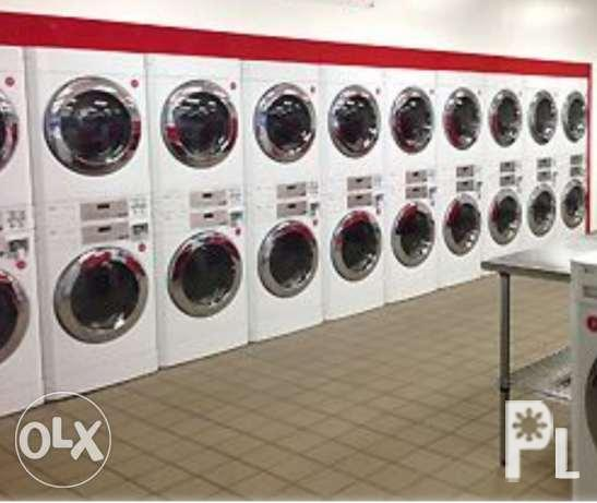 Self service laundry setup for sale in quezon city national capital self service laundry setup solutioingenieria Gallery