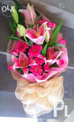 Send flowers online to Philippines